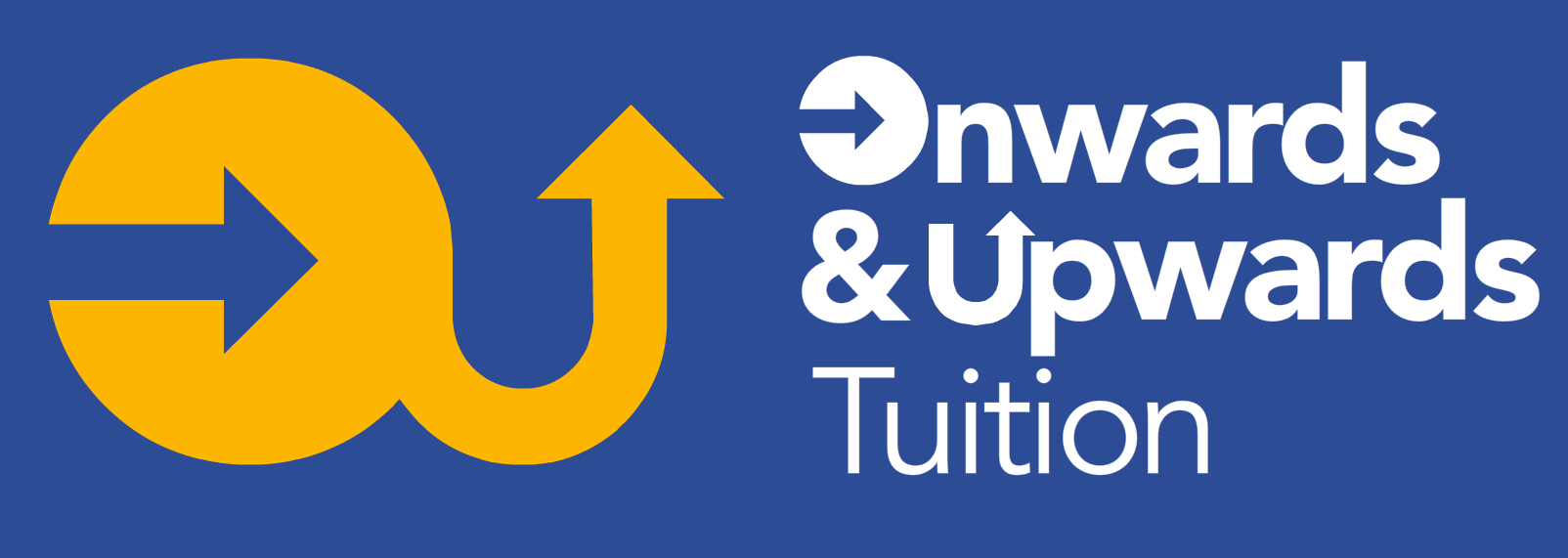 1st Class Online Tuition – Onwards and Upwards